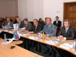 Presentation of the Ukrainian-Russian projects at KSAMC