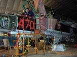 The major overhaul of MiG-23 aircraft